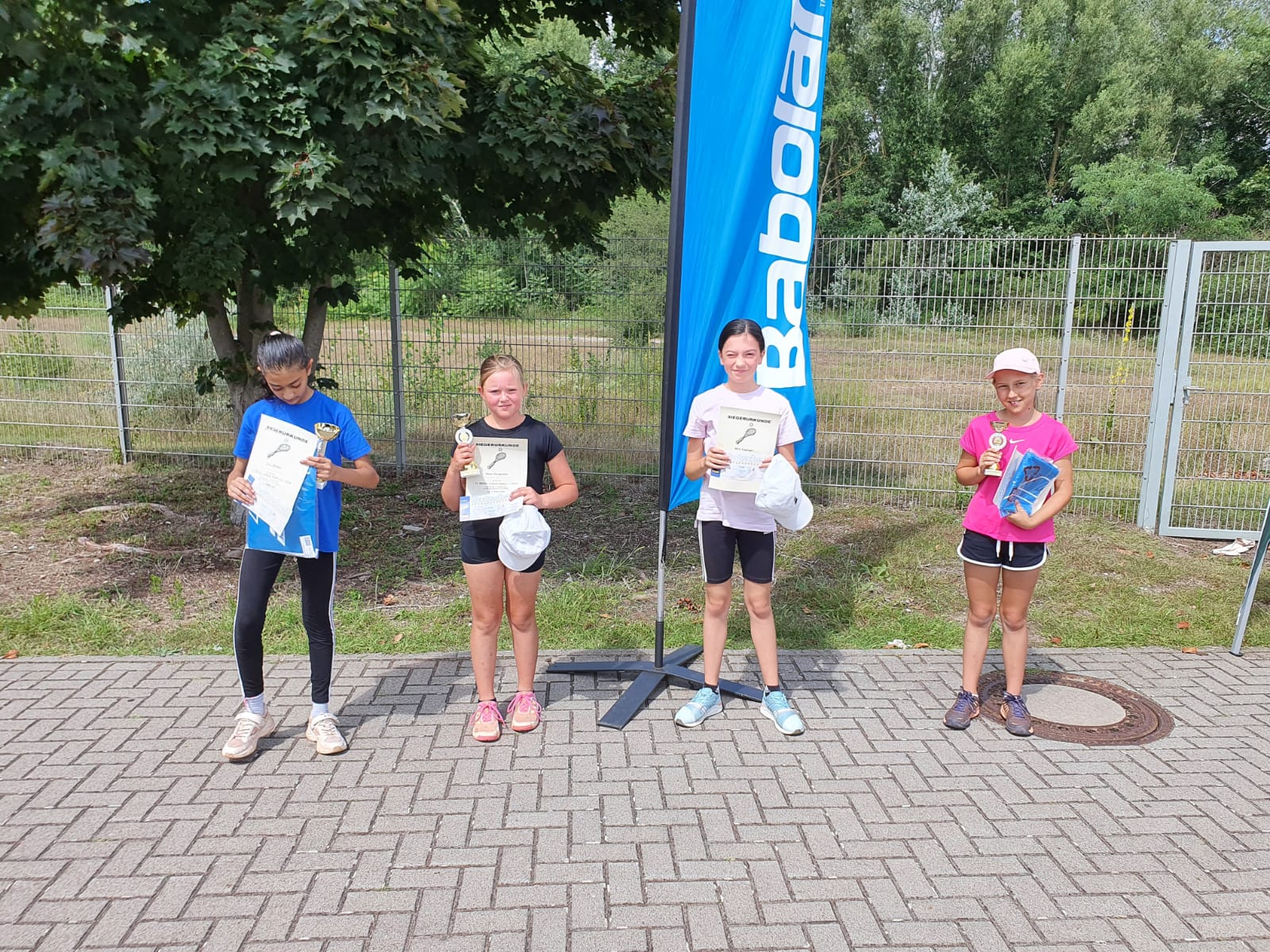 Siegerinnen_Juniorinnen U10